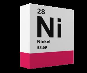 Ni - Nickel
